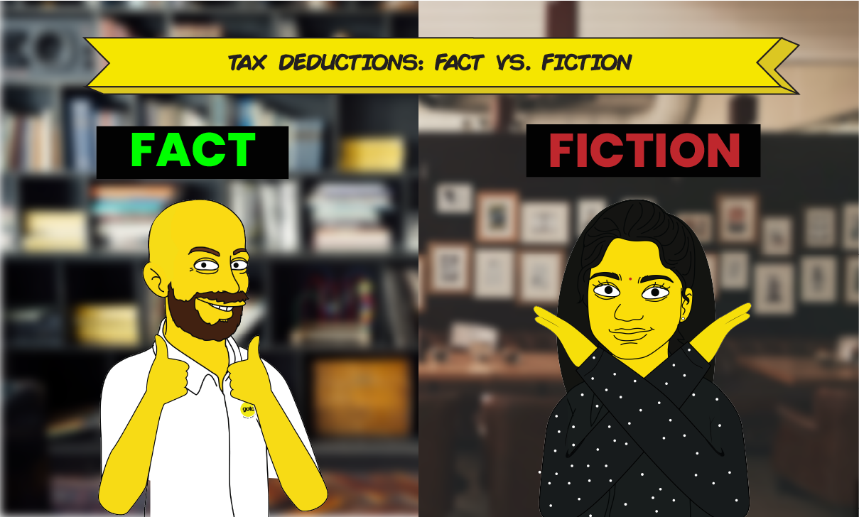 Fact vs. Fiction in your Tax Deductions
