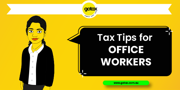 Online Tax Returns for Office Workers