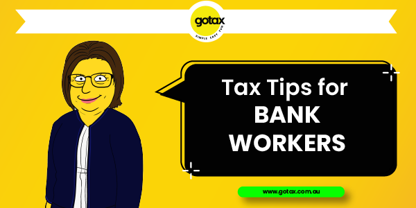 Online Tax Returns for Bank Workers