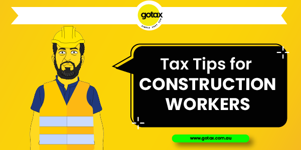 Online Tax Returns for Construction Workers