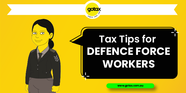 Online Tax Returns for Defence Workers