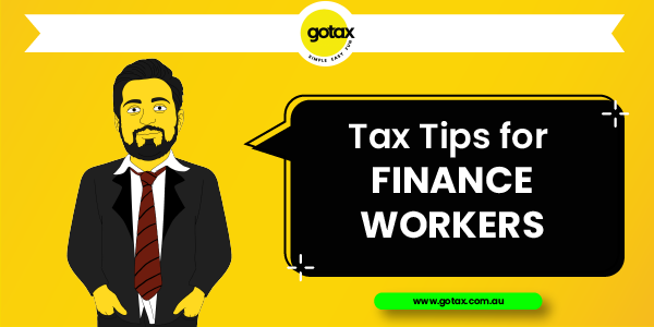 Online Tax Returns for Finance Workers