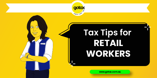 Online Tax Returns for Retail Workers