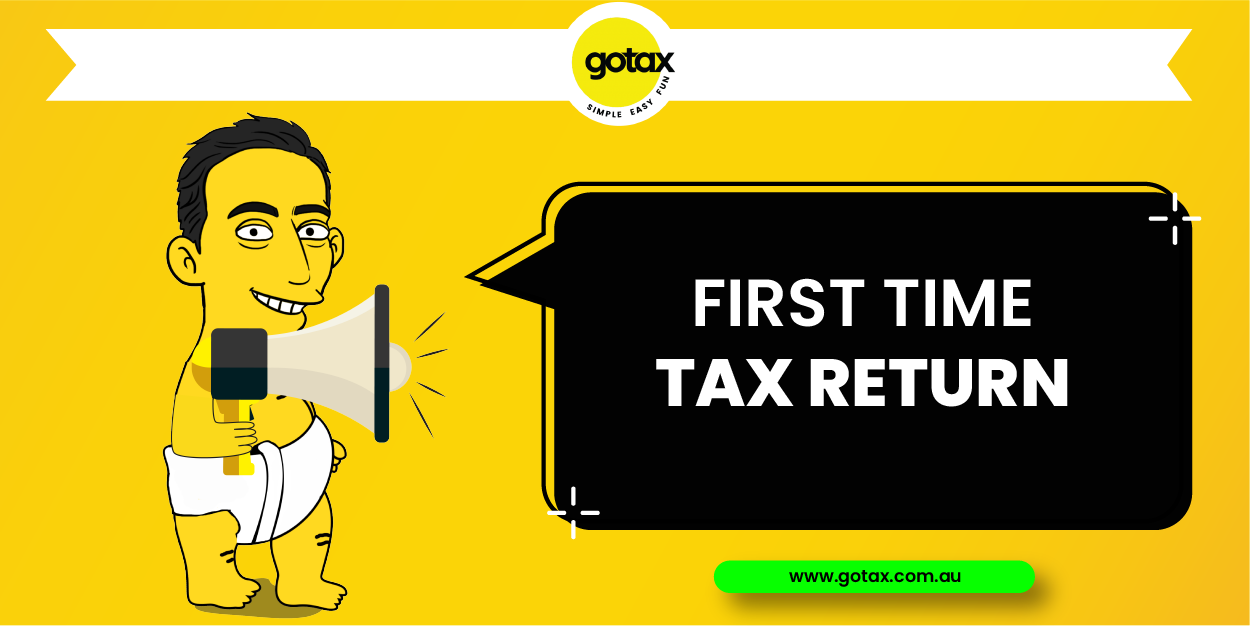 Online Tax Return for First Timers